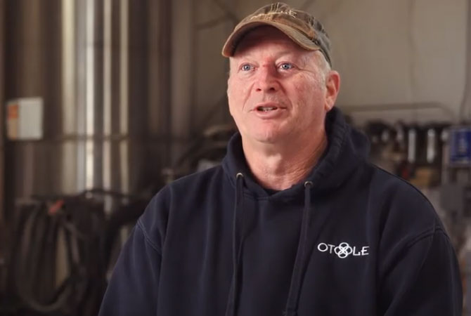 Owner, Greg O'Toole, sits down to give his CENTURO testimonial