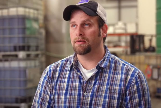 Agronomist, Seth Holland, sits down to give his CENTURO testimonial
